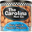 Sea Salt & Pepper Peanuts (6/12 OZ) - S/O